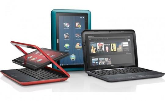 Dell Inspiron Duo pode ser usado como tablet ou netbook