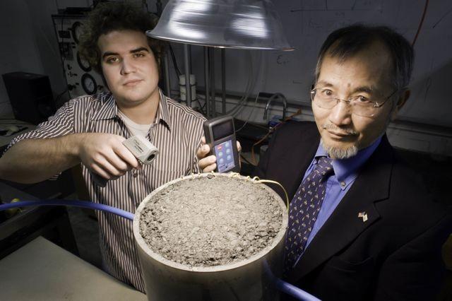 Pesquisadores americanos medem energia solar acumulada em pedaço de asfalto