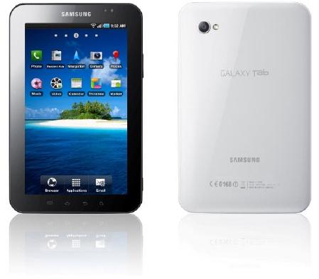 Galaxy Tab confirmado na Oi