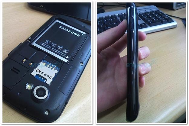 Mais detalhes do novo Nexus S
