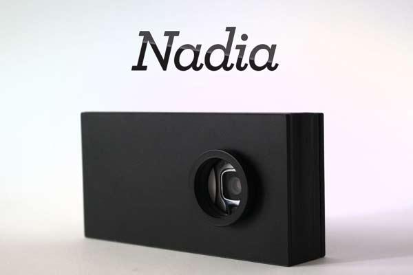 Conheça Nadia, a câmera com pontuação
