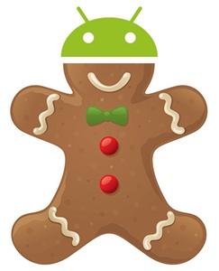 Gingerbread é a próxima versão do Android