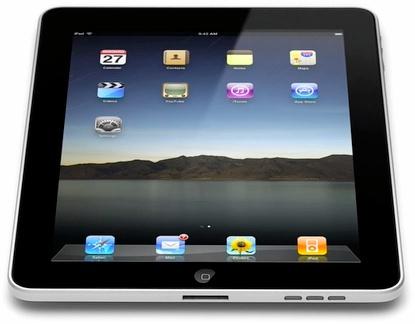Sucessor do iPad deve ser anunciado no início de 2011