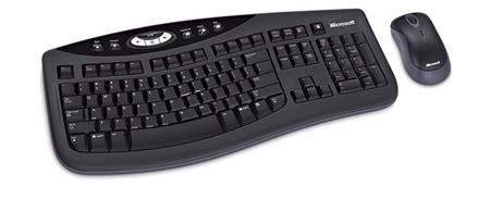 Teclado e Mouse Microsoft