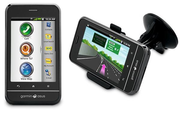 Seria um GPS que realiza ligações?