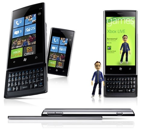 Smartphone com Windows 7