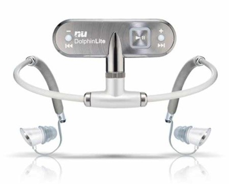 MP3 player à prova de água