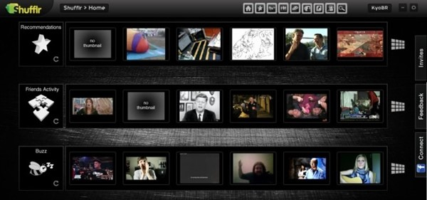 Vídeos do YouTube direto em sua Área de trabalho