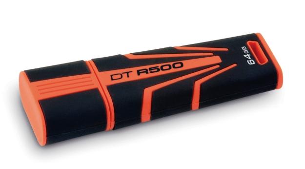 Kingston R500, mais resistente a impactos.