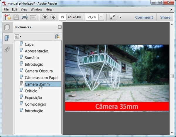 Nova versão do leitor de PDF traz mais segurança