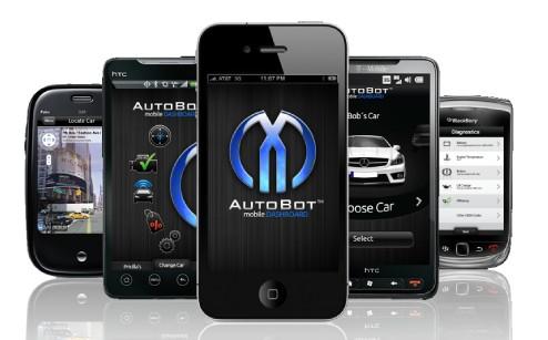 Sistema instalado em Smartphones