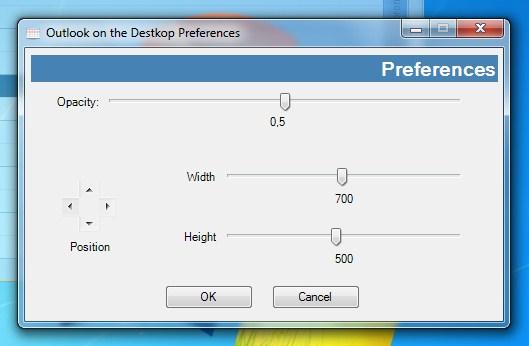Configurações de aparência