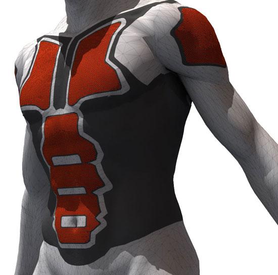 Proteja seu corpo com uma armadura moderna