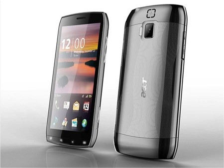 O novo smartphone da Acer