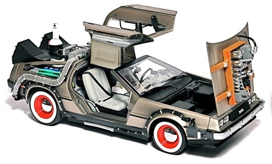 HD externo do Delorean