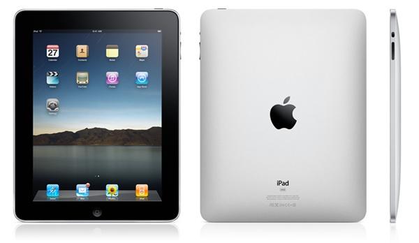 iPad deve chegar em dezembro no Brasil