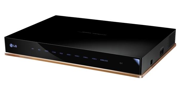 Wireless Media Box, da LG.