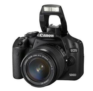 Canon EOS Rebel T1i (500D)