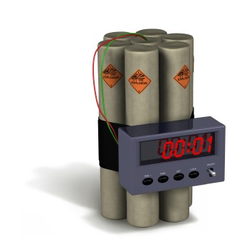 Proteção contra bombas