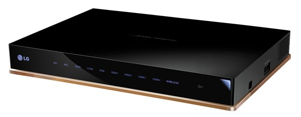 Wireless Media Box da LG
