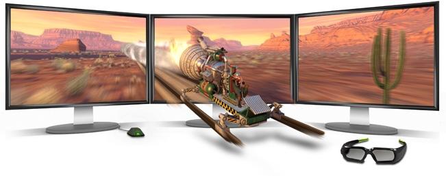 Imagem de divulgação do site da NVidia
