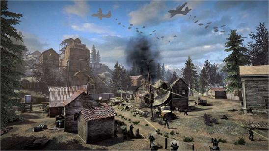 Imagem do jogo MAG, FPS para PS3
