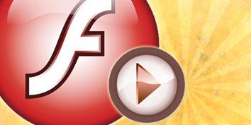 O 3D no Flash ainda está por vir.