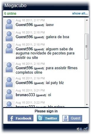 PACOTES PARA MEGACUBO BAIXAR DO