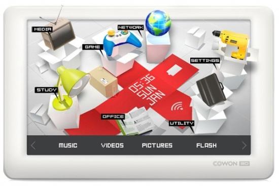 O Cowon 3D PMP