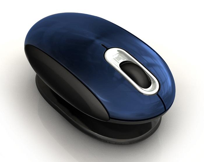 Smartfish Whirl: tecnologia anti-gravidade para garantir a saúde de quem usa um mini mouse. Foto: Divulgação/Smartfish