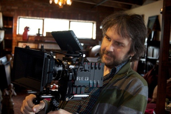 Peter Jackson e uma RED EPIC