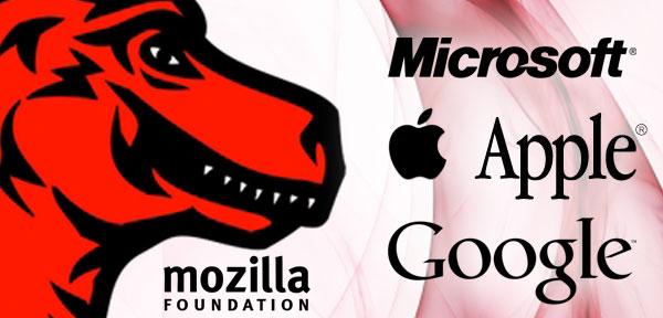 Diretor da Mozilla confronta Apple, Google e Microsoft sobre instalação escondida de software
