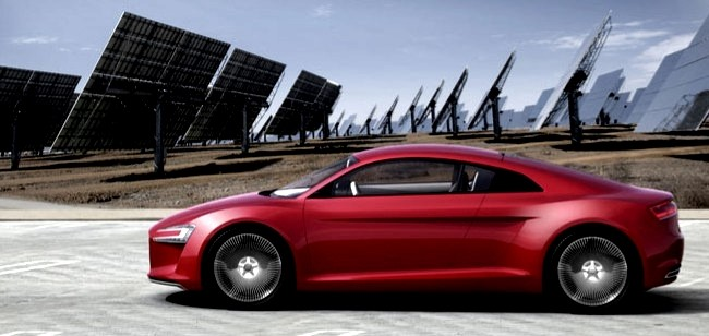 Alto desempenho em um carro totalmente elétrico!