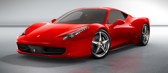 Ferrari 458 Italia - Surpreendente!