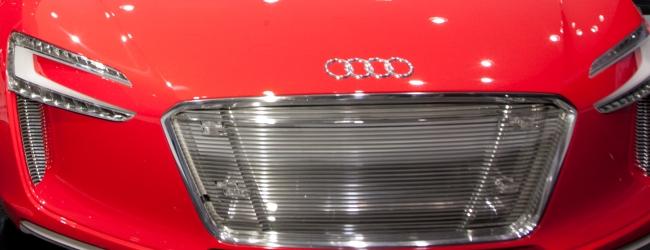 Audi e-tron - Fantástico em todos os sentidos!
