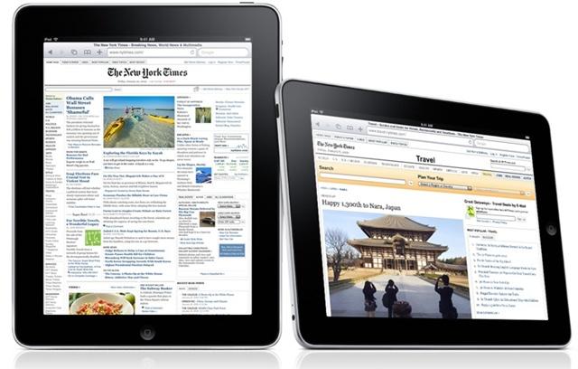 Vendas do iPad ameaçadas no Brasil