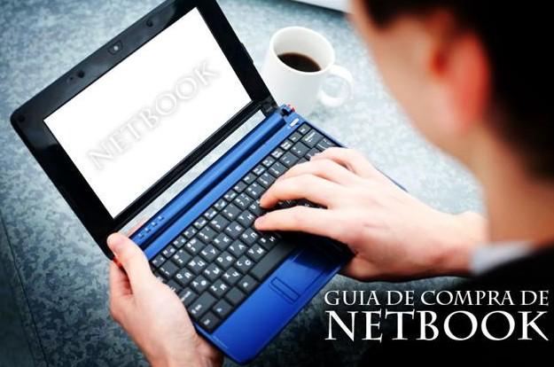 Uma opção econômica, os Netbooks