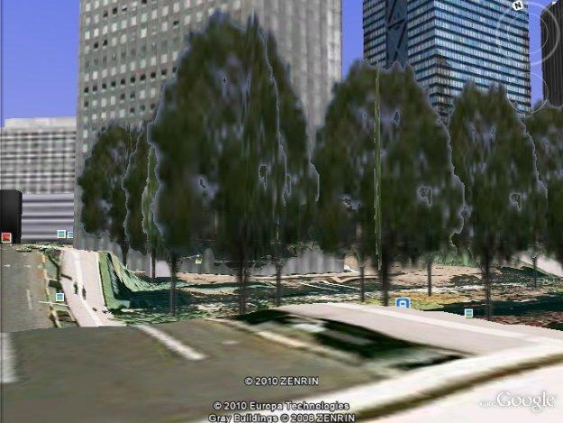 Árvores em 3D