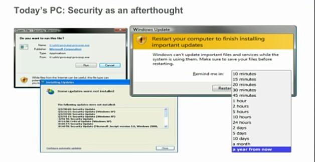 Segurança do Chrome
