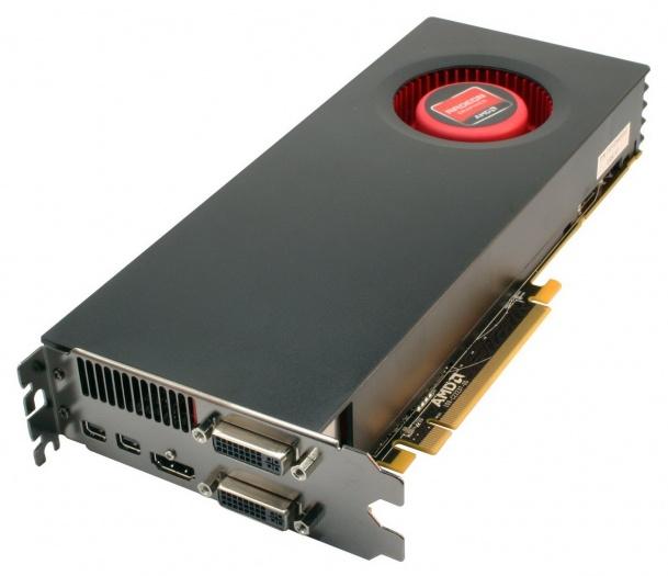 Placa AMD Radeon 6970