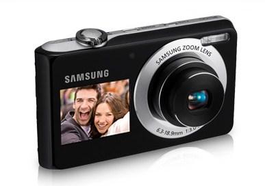 Câmera Digital Samsung (de R$ 899,00 por R$ 599,00)