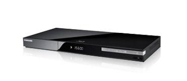 Blu-Ray Player Samsung + Cabo HDMI + 3 filmes Blu-ray (de R$ 649,00 por R$ 499,00)