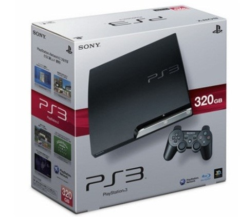 PlayStation 3 Slim 320 GB (R$ 999,00)