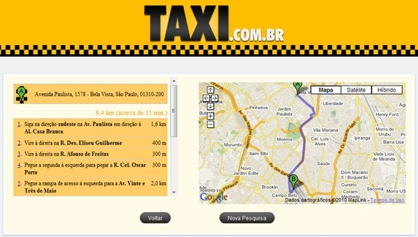 TAXI.com.br