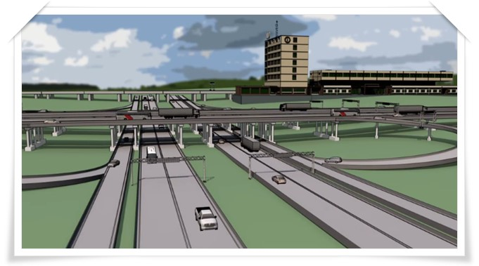 Sistema de trânsito inteligente para ajudar