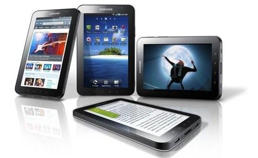 Galaxy Tab é hoje, o maior concorrente da Apple