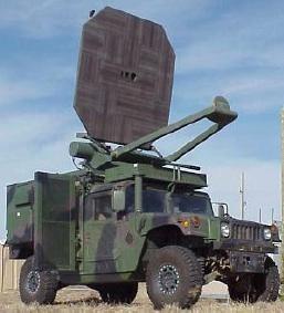 Active Denial System americano foi levado para o Afeganistão
