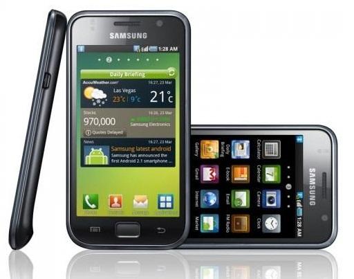 Samsung Galaxy S é o melhor  smartphone do ano