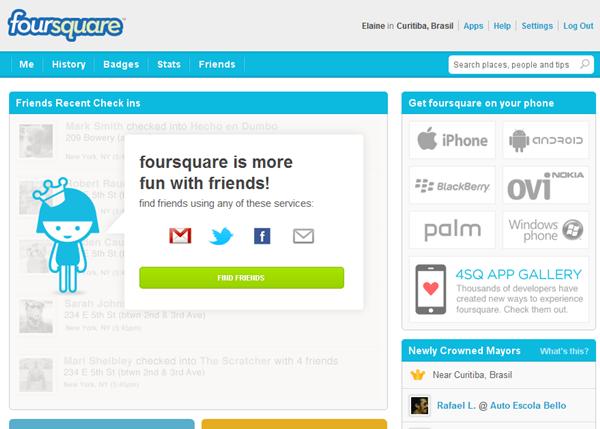 O Foursquare