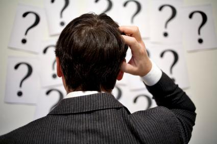 As perguntas mais complicadas do dia